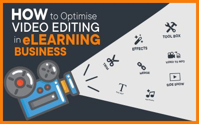 How To Optimise Video Editing in eLearning Business