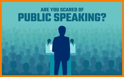 Are You Scared Of Public Speaking