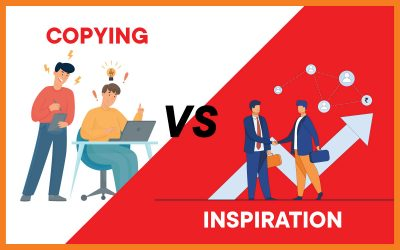 Copying vs Inspiration