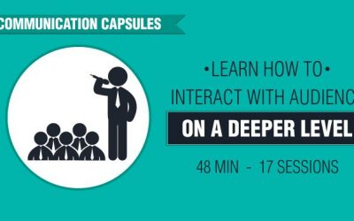 Learn How to Interact with Audience on a Deeper Level