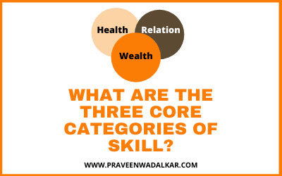 What Are The Three Core Categories of Skill?