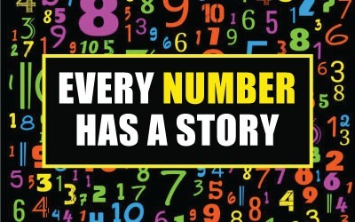 Every Number Has A Story